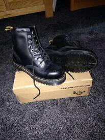 Doc Martin boots size 5