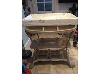 £119.00 Mamas & Papas Evolve Bath & Changing Station - Millie & Boris