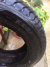 4 Winter Tyres - Great Condition. Suit Mazda CX5