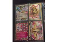 Binder & Single Cards for sale