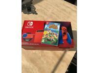 Nintendo switch special mario edition