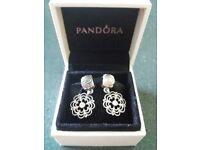 Pandora pair of stoppers