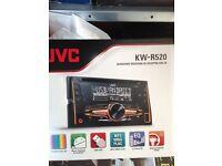 Brand new jvc car stereo