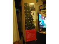 7ft Woodland Pine Christmas Tree