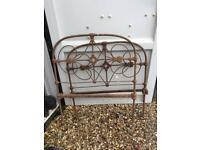 Original Victorian single bed frames, needs restoring. Best offer buys