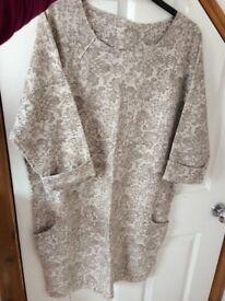 LAGENLOOK ITALIAN DRESS LARGE SUIT A SIZE 16