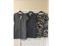 Dresses, tops and cardigans from £3. Size 10-14. Warehouse, oasis, Dorothy Perkins and more.
