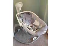 Joie 2 in 1 swing Bought in 2015. In great used condition, well looked after.