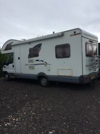 Swift Sundance 630L 6 Berth Motorhome 2003 only 36000 miles