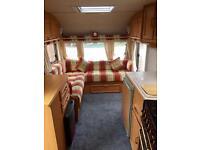 Avondale Rialto 480-2 ltd edition 2 berth caravan