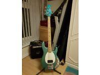 Ernie Ball OLP 4 String Bass