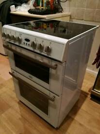 Belling Freestanding Electric Cooker oven hob & extractor