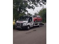 Woods recovery and car collection services
