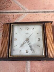 Swiza mignon 7 jewels clock