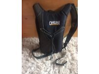 Cyclists Camelback Hydrate