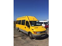 Iveco Daily - 16 Seater Mini Bus