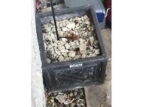 Lead plant pots