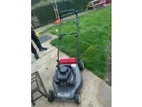 Mountfield petrol self drive lawn mower