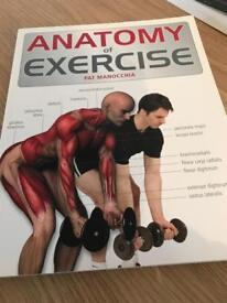 Anatomy of Exercise text book