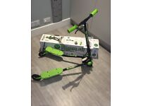 flicker A1 air scooter vgc used twice