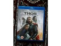 Thor: The Dark World Blu-ray