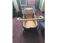 Maclaren pram and buggy