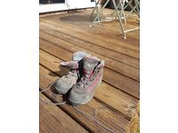 Girls brasher walking boot