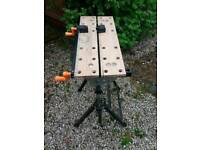 Folding Joiners Bench
