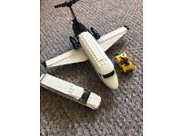 Lego plane sets 60022 and 60102