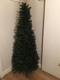 Artificial 6ft B & Q pop up Christmas tree