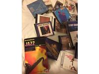 Jazz cd collection in great condition Stan Getz, Benny Goodman, Dizzy Gillespie, Buddy Greco