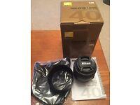 Nikon 40mm Micro Nikkor F/2.8G Lens,