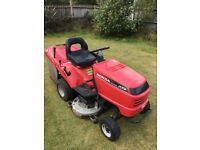 Honda 2213 ride on mower