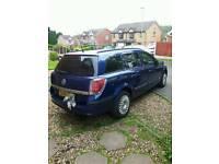 Vauxhall astra estate life 1.4 13 month mot