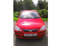 IDEAL FIRST CAR - 2004 Vauxhall Corsa, 1ltr, cheap insurance
