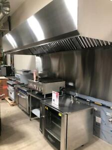 Restaurant Equipment in Moncton - Used and New Food Equipment and Smallwares - Come visit our NEW Showroom