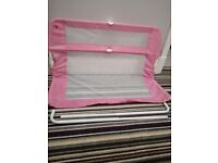 Mothercare child bed guard