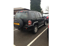 2003 Jeep Cherokee (Liberty) Good Condition, Tax Paid Through Sept