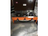 Gas camping stove portable