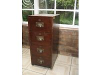 Antique Drawers by Hobbs & Co London