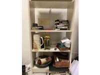 White Set Of Shelves For Home Or Office