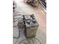 BOC LD180 a.c welding set