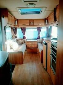 Four birth caravan for sale REDUCED!
