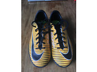 Nike Mercurial X Football boots
