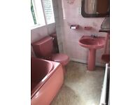 Retro bathroom suite Excellent condition