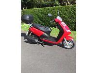 Peugeot Scooter Vivacity 3 125cc