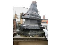 Cast Iron Rain Hopper For Sale. £10 Each. Can Be A Project, Or Leave The Authentic Look
