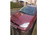 Ford focus - **low milage** great runner
