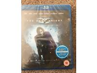 The dark Knight blu ray 2 disc special edition