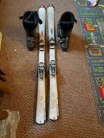TG4 Blizzard Ski & Boots